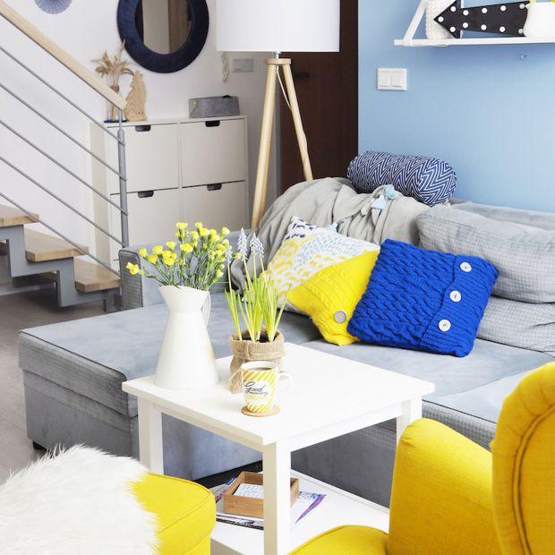 Oświetlenie w salonie: zobacz modną lampę