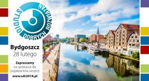 Pierwsze w 2018 roku spotkanie dla projektantów i architektów z cyklu Studio Dobrych Rozwiązań już 28 lutego w Bydgoszczy. Szukasz pomysłów i fachowej wiedzy? Musisz z nami być!