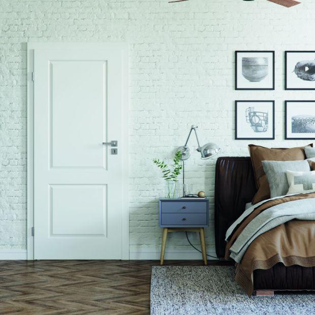 Drzwi do sypialni: podkreślą atuty wnętrza