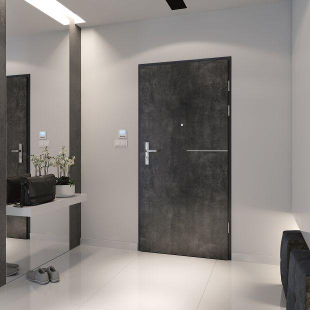 Drzwi wejściowe - bezpieczne i eleganckie