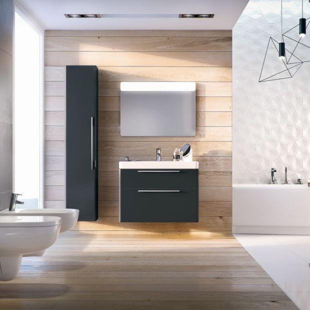 Meble do łazienki - 12 pięknych kolekcji