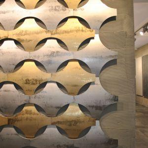 Płytki ceramiczne - najnowsze trendy prosto z targów Cevisama 2018, które odbyły się w dn. 5-9 lutego w hiszpańskiej Walencji. Fot. Katarzyna Masłowska