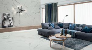 Marmur to synonim elegancji i kwintesencja dobrego smaku. Wyjątkowy wygląd tej skały sprawia, że od wielu lat bardzo chętnie aranżujemy wnętrza domów korzystając z dekoracji o takim wzorze.