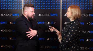 Tomasz Smus, architekt marki Grupy Tubądzin, o nowoczesnych materiałach i ich roli w projektowaniu nowoczesnej kuchni.