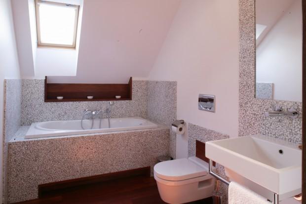 Otoczaki w łazience. Sposób na ciekawe wnętrze?