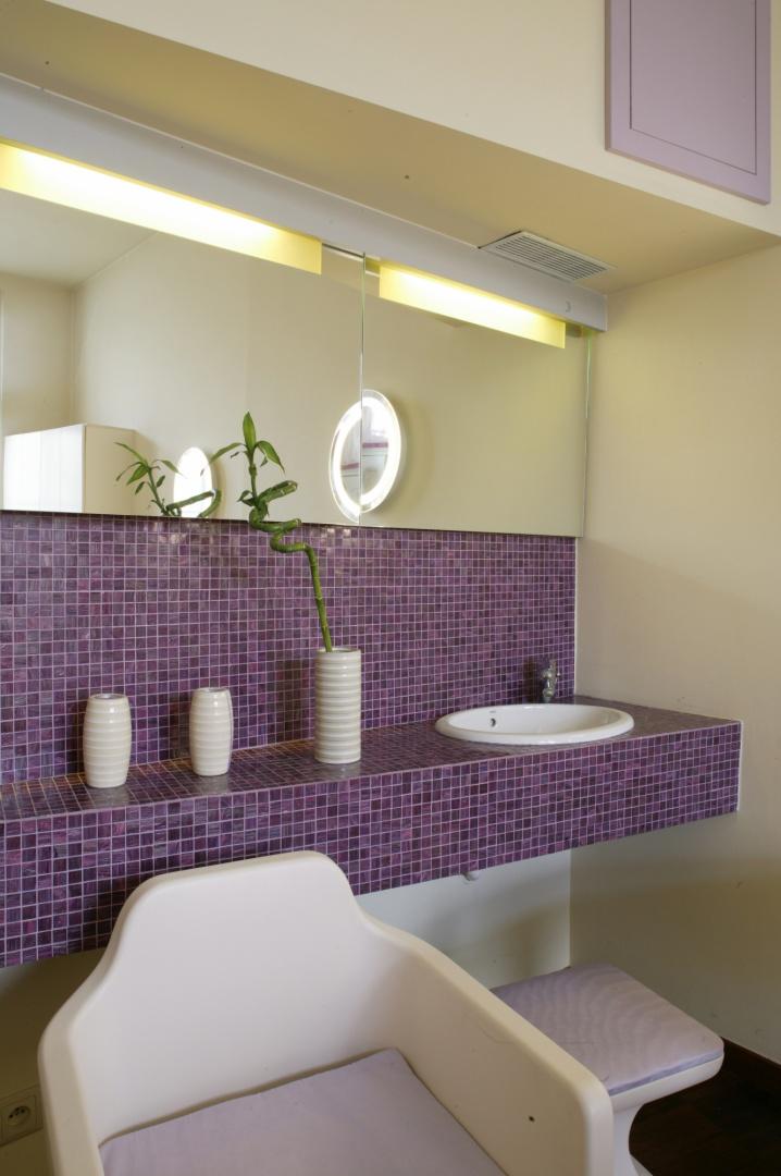 Mozaika w łazience. Sprawdzony sposób na urządzenie pokoju kąpielowego - Galeria - Dobrzemieszkaj.pl