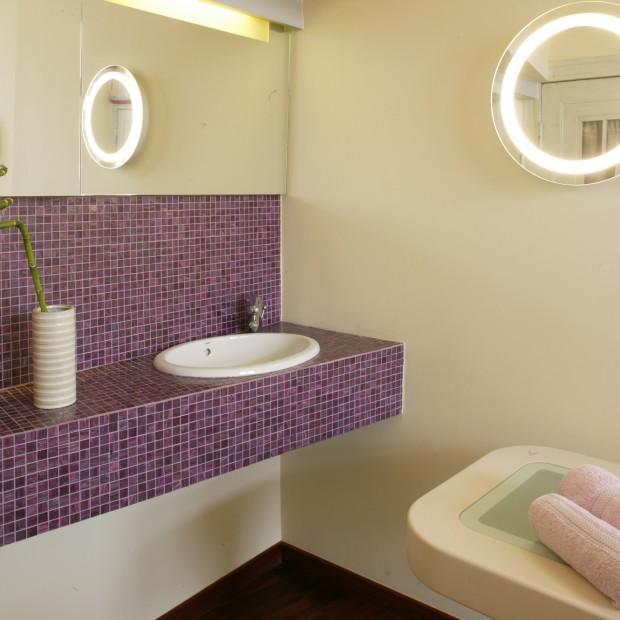 Mozaika w łazience. Sprawdzony sposób na urządzenie pokoju kąpielowego