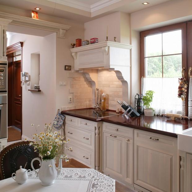 Lubisz stylowe kuchnie? To wnętrze dla Ciebie!