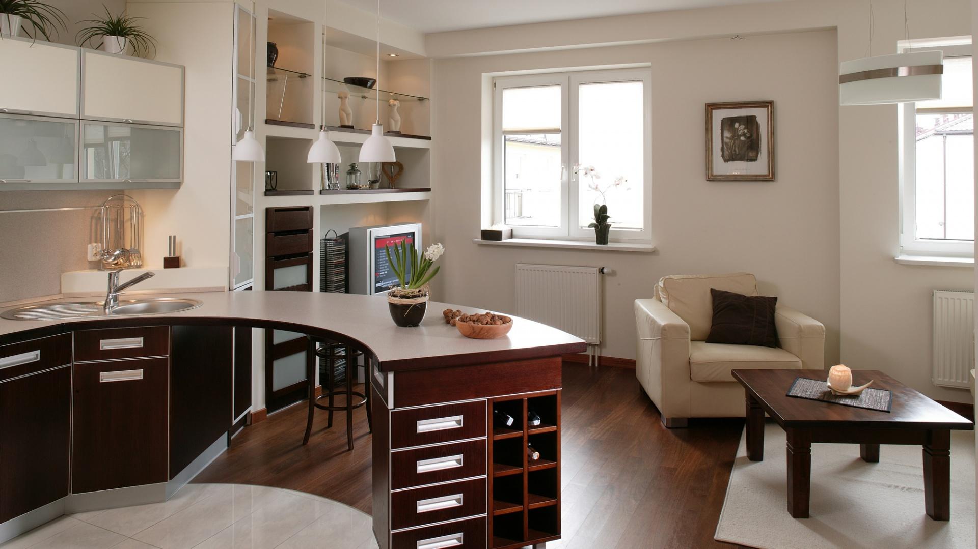 Waniliowe Fronty W Kuchni Przepis Na Przytulność