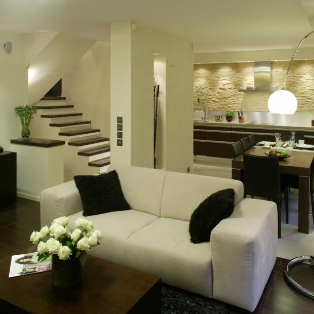 Stylowe wnętrze w beżach: przepis na eleganckie mieszkanie