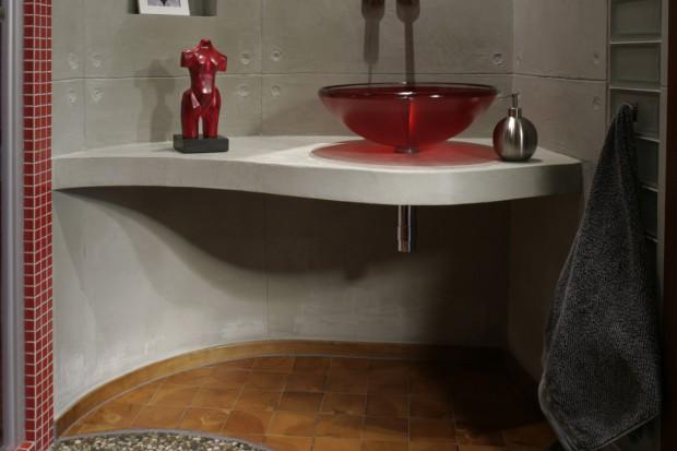 Toaleta gościnna. Postaw na odważne pomysły