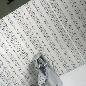 Jednouchwytowa bateria umywalkowa pochodzi z kolekcji marki Hansgrohe. Fot. Monika Filipiuk.