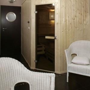 Sauna w domu to prawdziwa rozkosz – nie tylko dla ciała, ale i dla ducha. Fot. Monika Filipiuk.