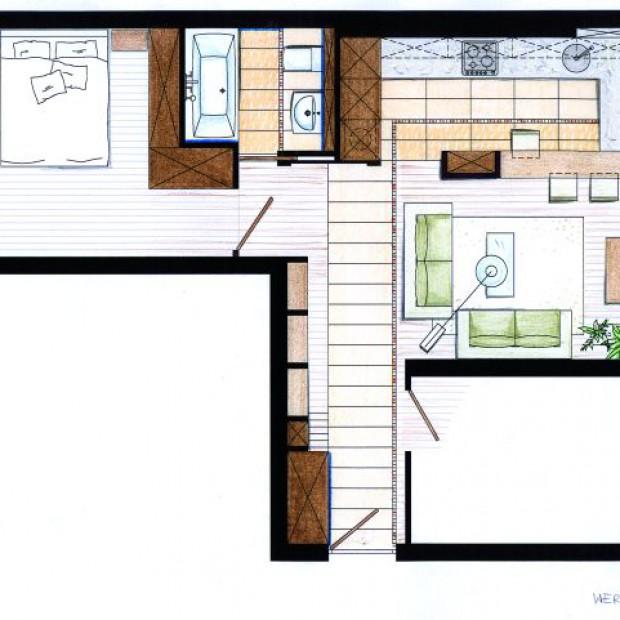 Jak urządzić mieszkanie dwupokojowe?