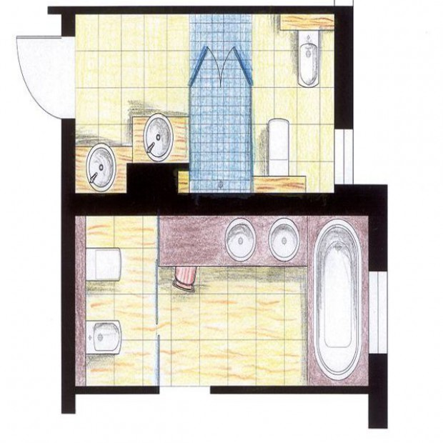 Dom dla czteroosobowej rodziny