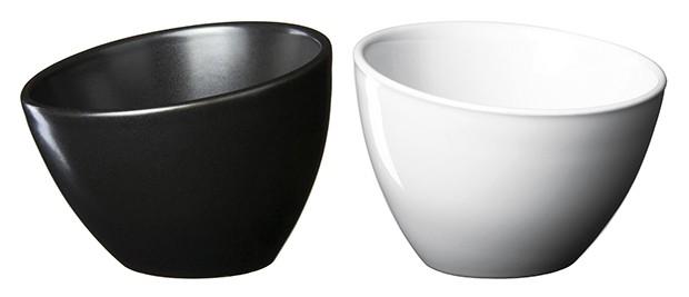 Höganäs Keramik/GG-Design solniczka i pieprzniczka