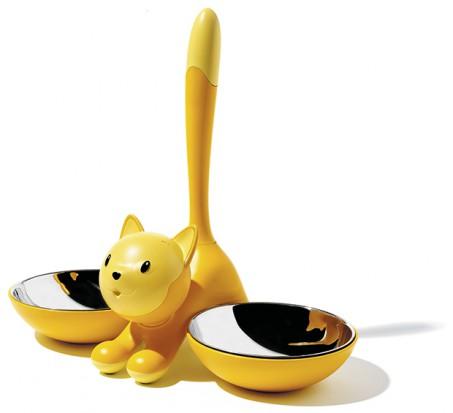 Alessi miseczki dla kota