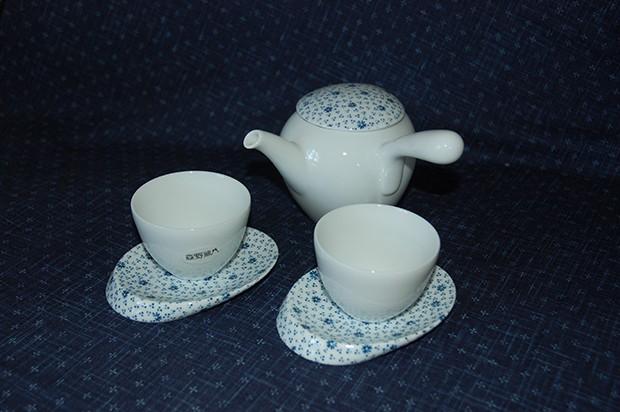 Nagomi serwis do herbaty
