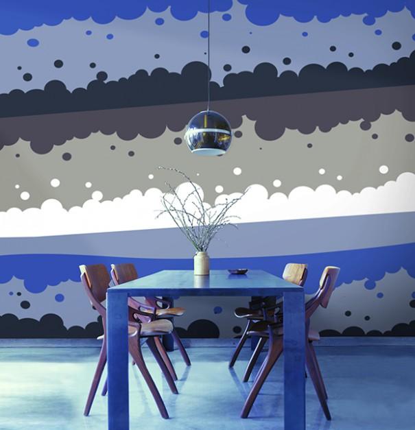 Home Interiors/JVD panel ścienny