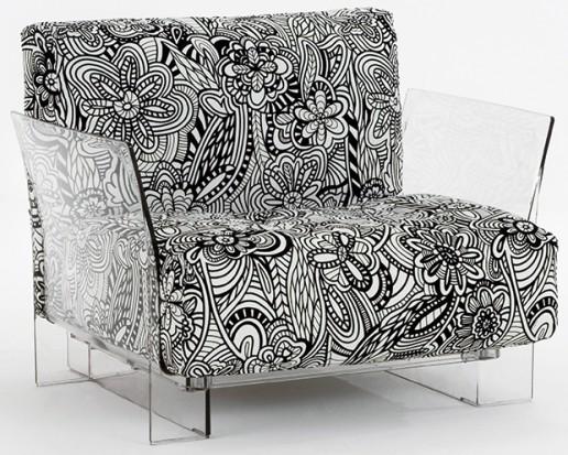 Kartell/Cube fotel