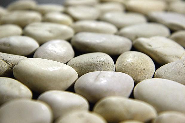 Kamień? Naturalnie!