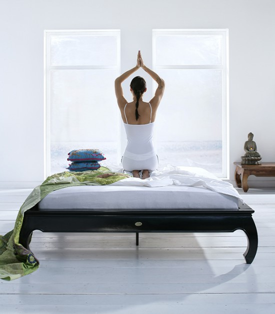 Glamstore łóżko