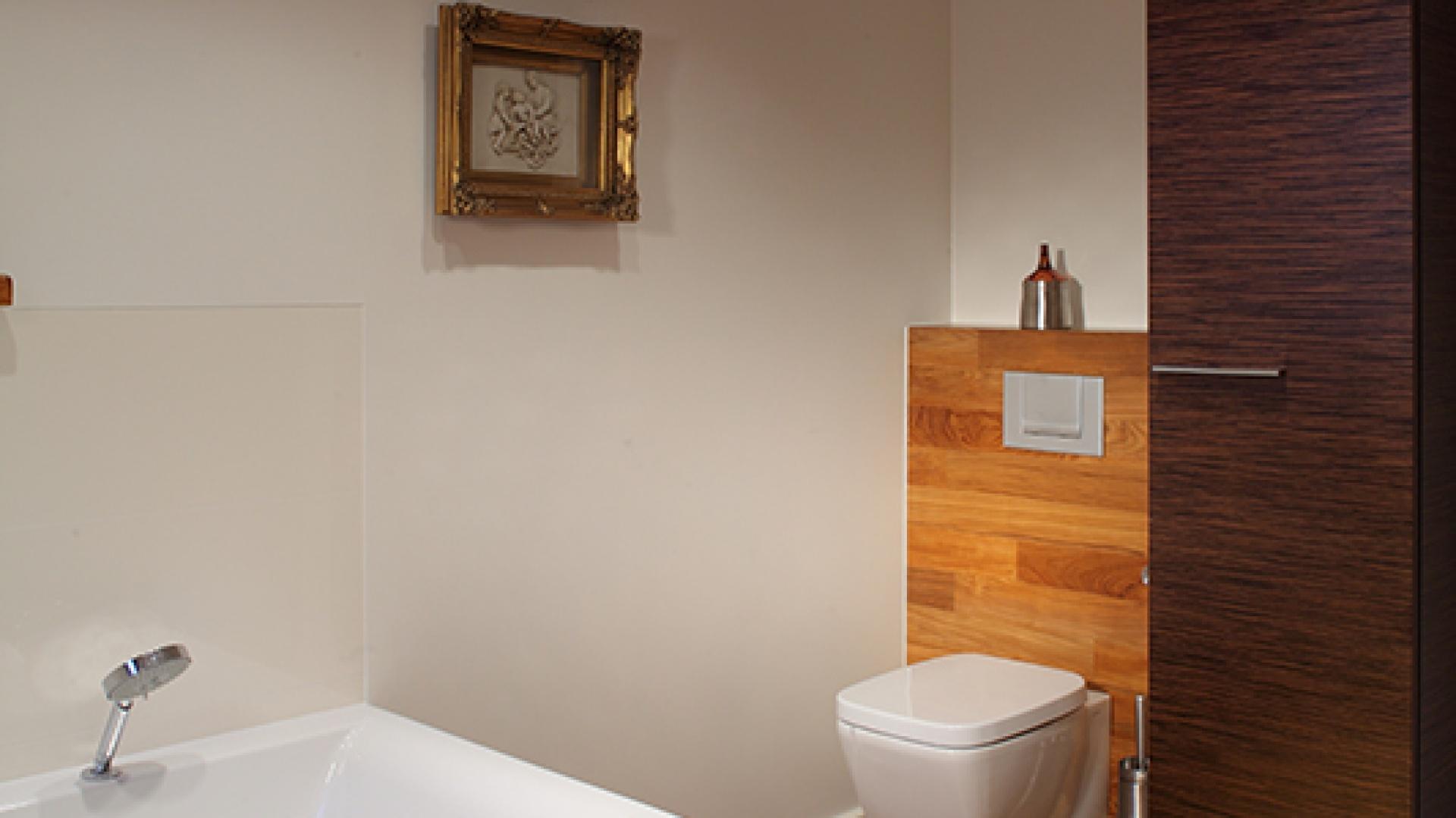Drewno Egzotyczne W łazience