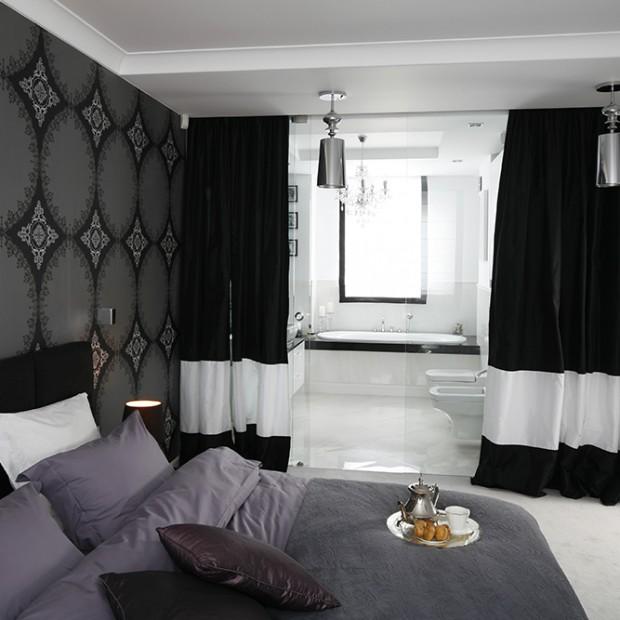 Wnętrze eleganckie: postaw na szarość