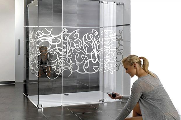 Wyposażenie łazienki: moda na ornamenty
