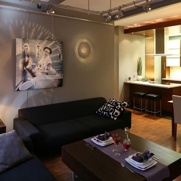 Zobacz mieszkanie w klubowym klimacie