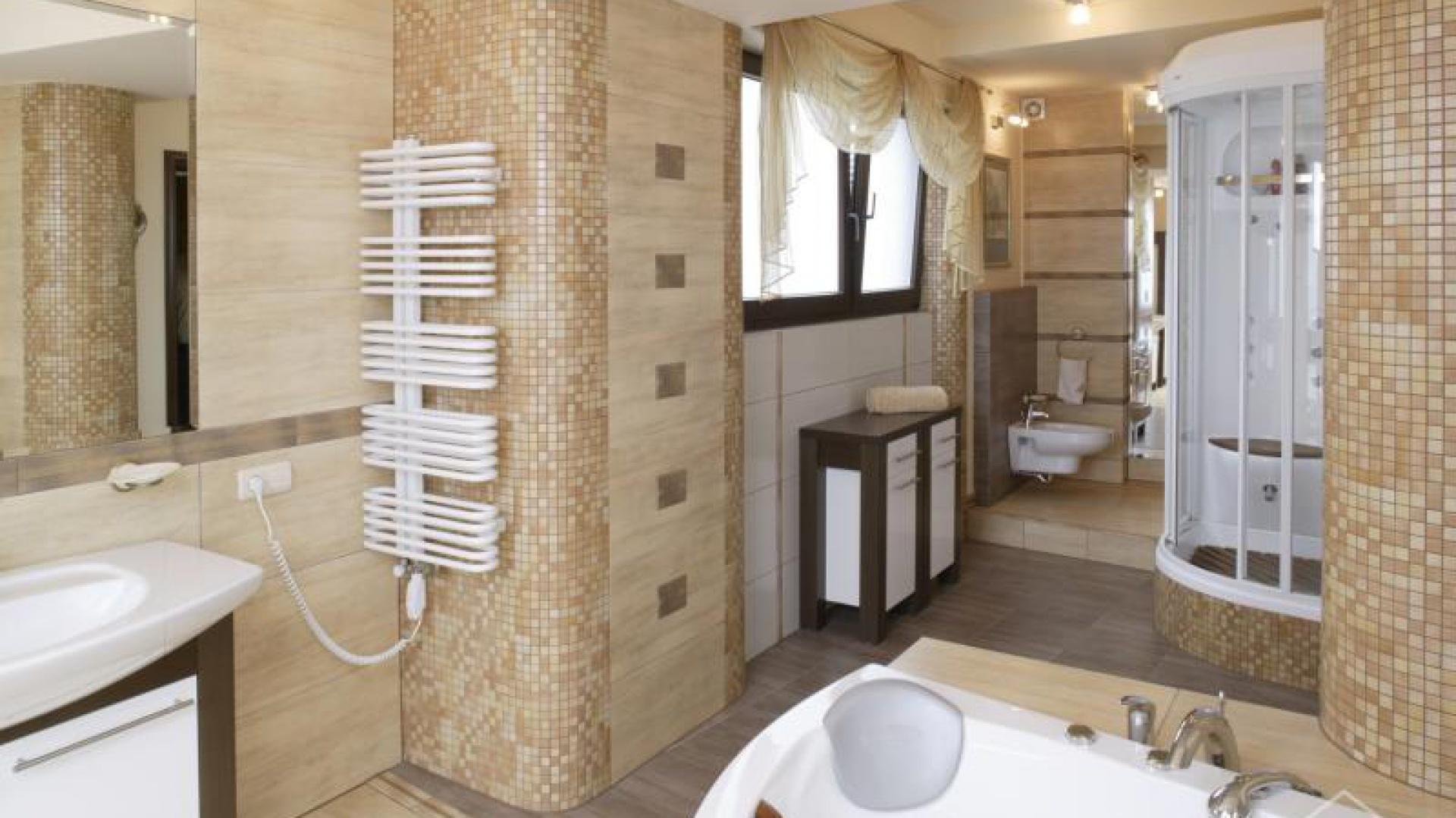 50 Pomysłów Na Mozaikę W łazience