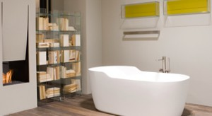 Poza popularną ceramiką czy akrylem warto – wybierając wyposażenie łazienki – zwrócić uwagę na urządzenia sanitarne wykonane z materiałów typu solid surface