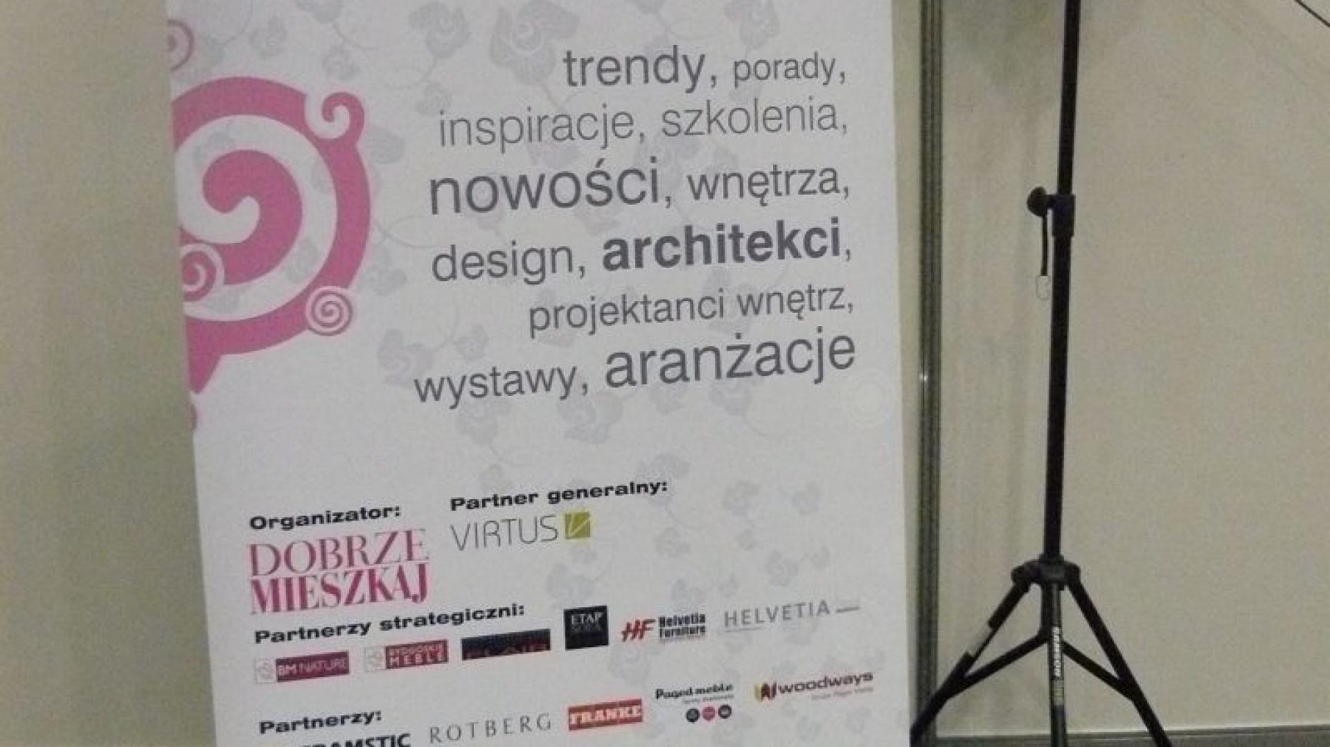 Akademia Dobrze Mieszkaj to projekt edukacyjny, którego głównym celem jest pomoc w aranżacji przyjaznej i inspirującej przestrzeni życiowej. Podpowiadamy, jak stworzyć wnętrze modne i funkcjonalne. Przekonujemy , że można i że warto dobrze mieszkać. Zapraszamy na kolejne edycje Akademii w 2012 roku!