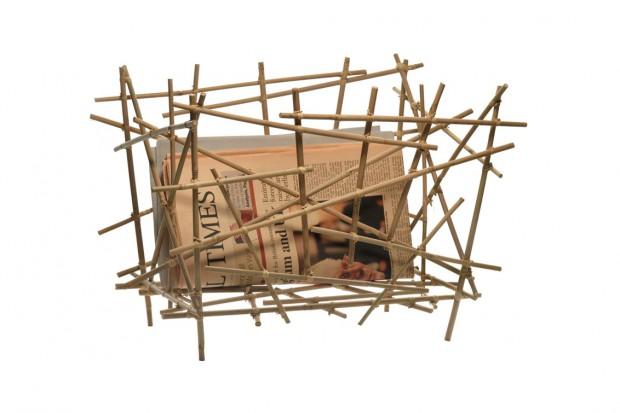 Polecamy meble i akcesoria wykonane z drewna