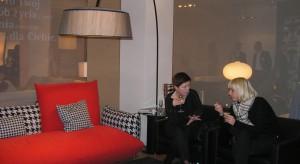 24 listopada 2011 odbył się Wieczór włoskiego designu w salonie Abar Home.