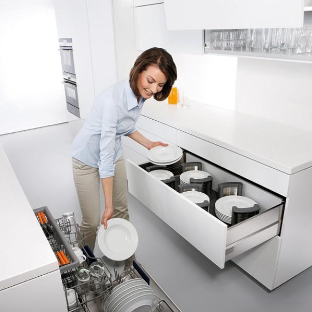 Jak przechowywać naczynia?