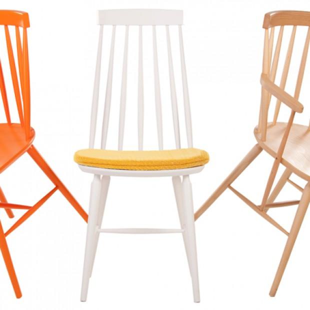 Krzesła z tradycją w tle