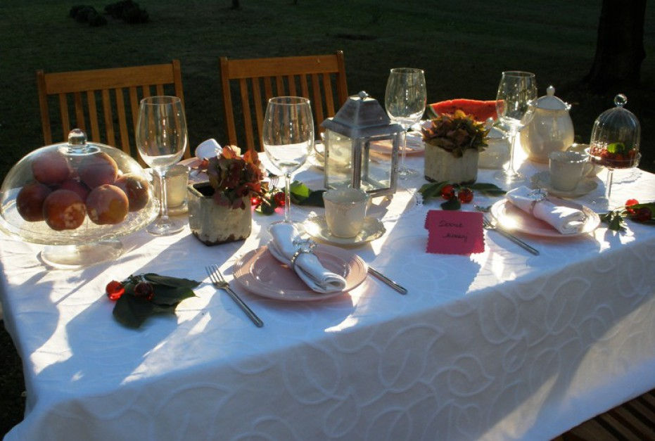 Najpiękniejszy wakacyjny stół
