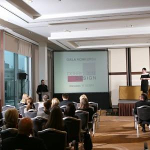 Gala odbyła się w warszawskim hotelu Intercontinental.