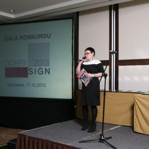Justyna Łotowska, redaktor naczelna magazynu Dobrze Mieszkaj i serwisu Dobrzemieszkaj.pl