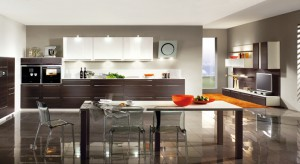 Kucharzenie dla rodziny i przyjaciół może mieć profesjonalny charakter. Dzięki modnym i praktycznym akcesoriom, kuchnia wygląda efektownie, a praca sprawia przyjemność.