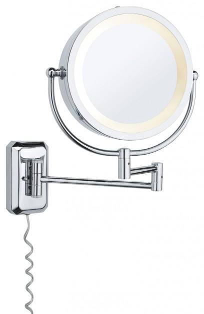 lusterka kosmetyczne, łazienki