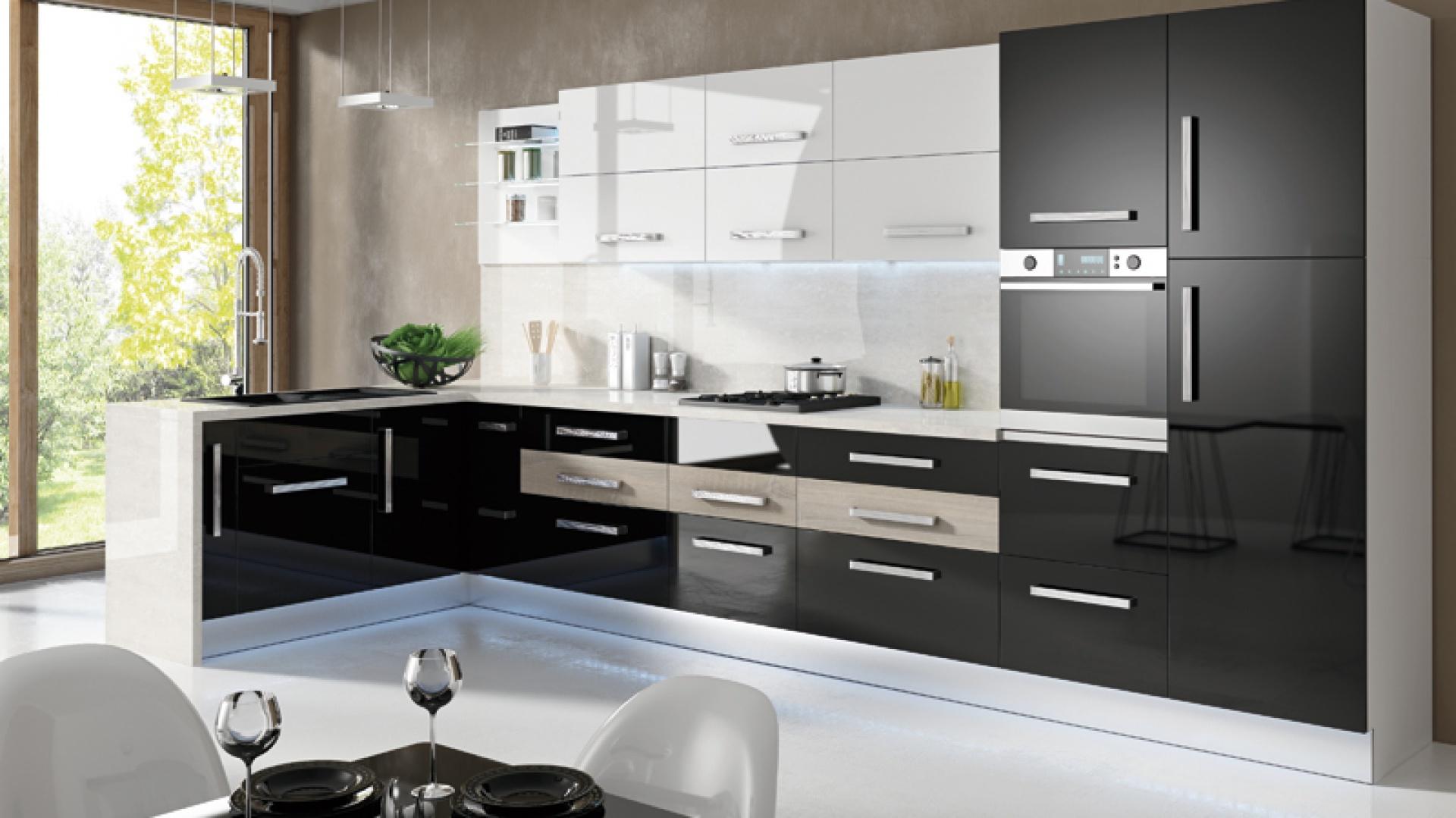 36 pomys w na kuchnie - Photos cuisine moderne italienne ...