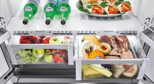 Nowe modele lodówek mają perfekcyjnie zorganizowane wnętrza. Wszystko po to, aby każdy produkt, nawet najmniejszy, można było szybko odszukać i wyjąć. Nie ma już zakamarków, w których zawieruszy się (i przeterminuje) jogurt czy parówki. Szuf