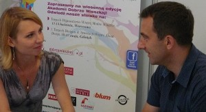 Zapraszamy na bezpłatne konsultacje Akademii Dobrze Mieszkaj na targach About Designw Gdańsku.