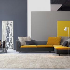 Modułowa sofa Sinua. Fot. Bonaldo, www.bonaldo.it