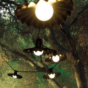 Lampa Capello. Fot. Seletti, www.seletti.it