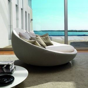 Sofa-fotel Lacoon Island. Fot. Desiree Divani, www.gruppoeuromonil.com