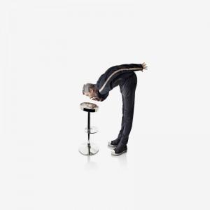Hoker SSSS projektu Philippe'a Starcka. Fot. Magis, www.magisdesign.com