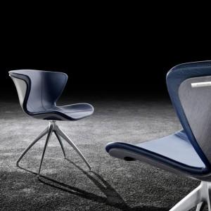 Krzesła marki Mercedes Benz Styles. Fot. Formitalia, www.formitalia.it